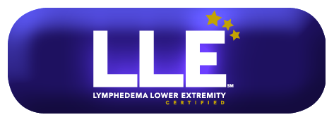 Lymphedema Lower Extremity Certification