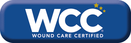 wound care certified WCC